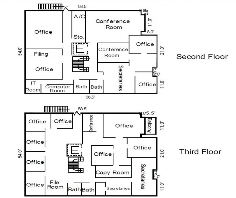 Salvation army office building for sale for Floor sheet for office