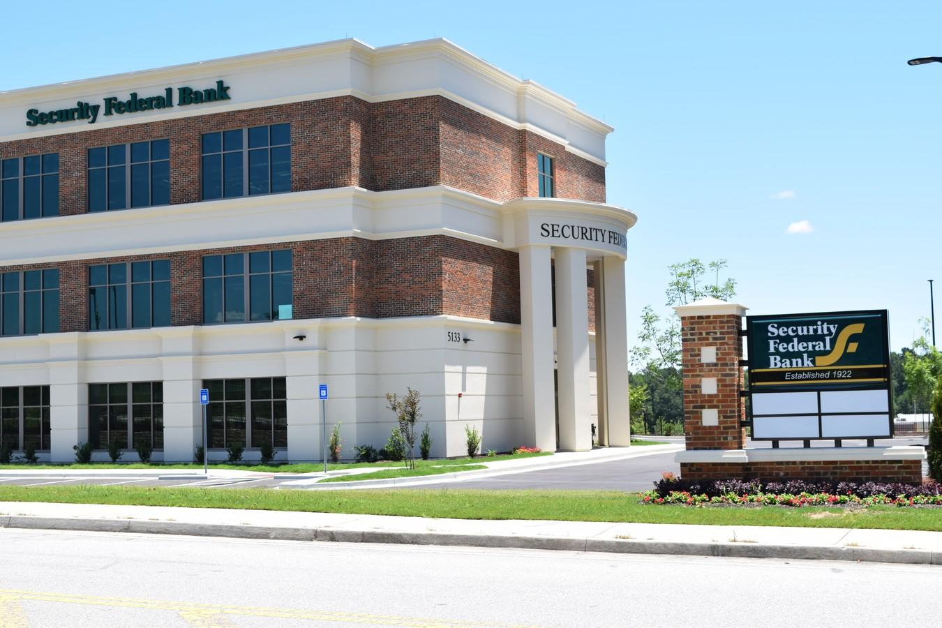 Security Federal Bank Building - TotalCommercial com