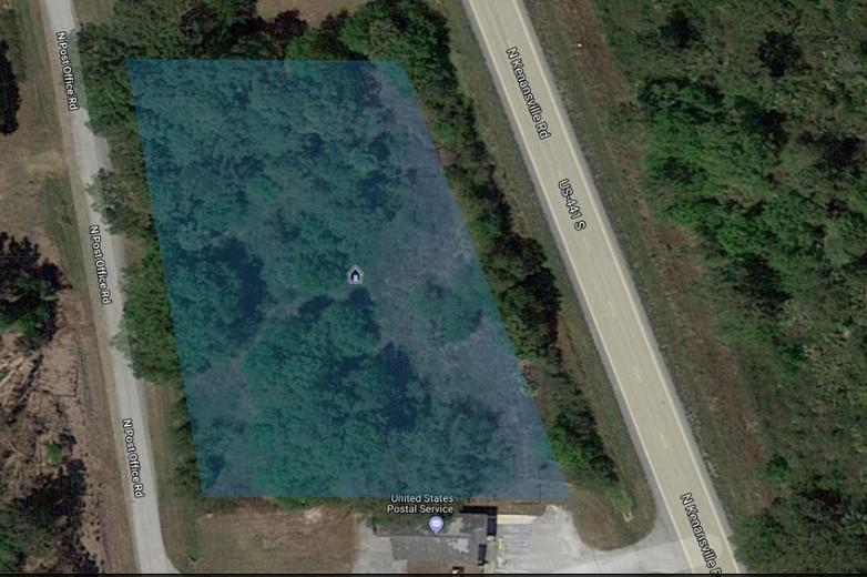 Kenansville Florida Map.Single Family Residential Lot In Kenansville Totalcommercial Com