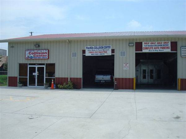 auto body repair facility for sale lease. Black Bedroom Furniture Sets. Home Design Ideas
