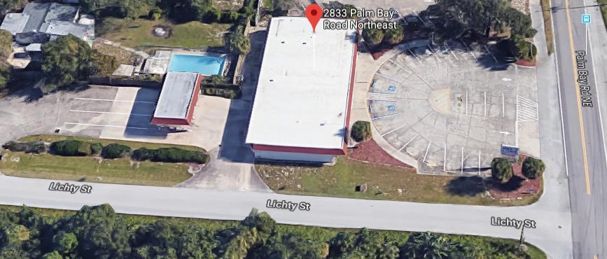 2833 Palm Bay Road NE, Palm Bay, Florida 32905