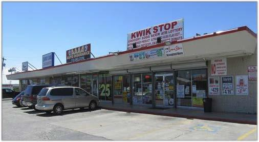Shopping Center for Sale -NW of San Antonio