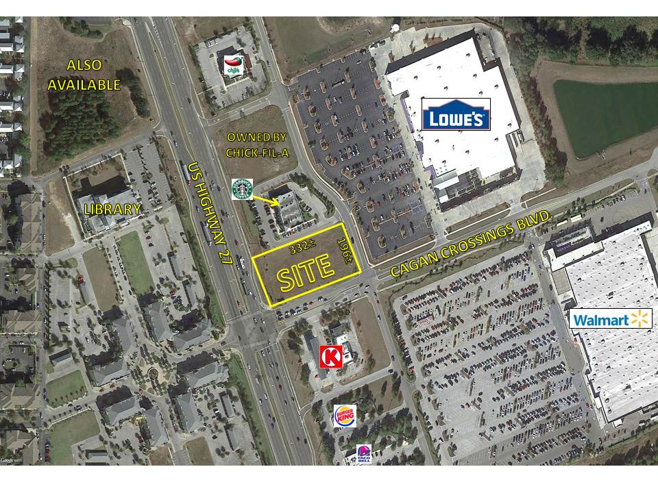Nec Us Highway 27 And Cagan Crossings Blvd Totalcommercial Com