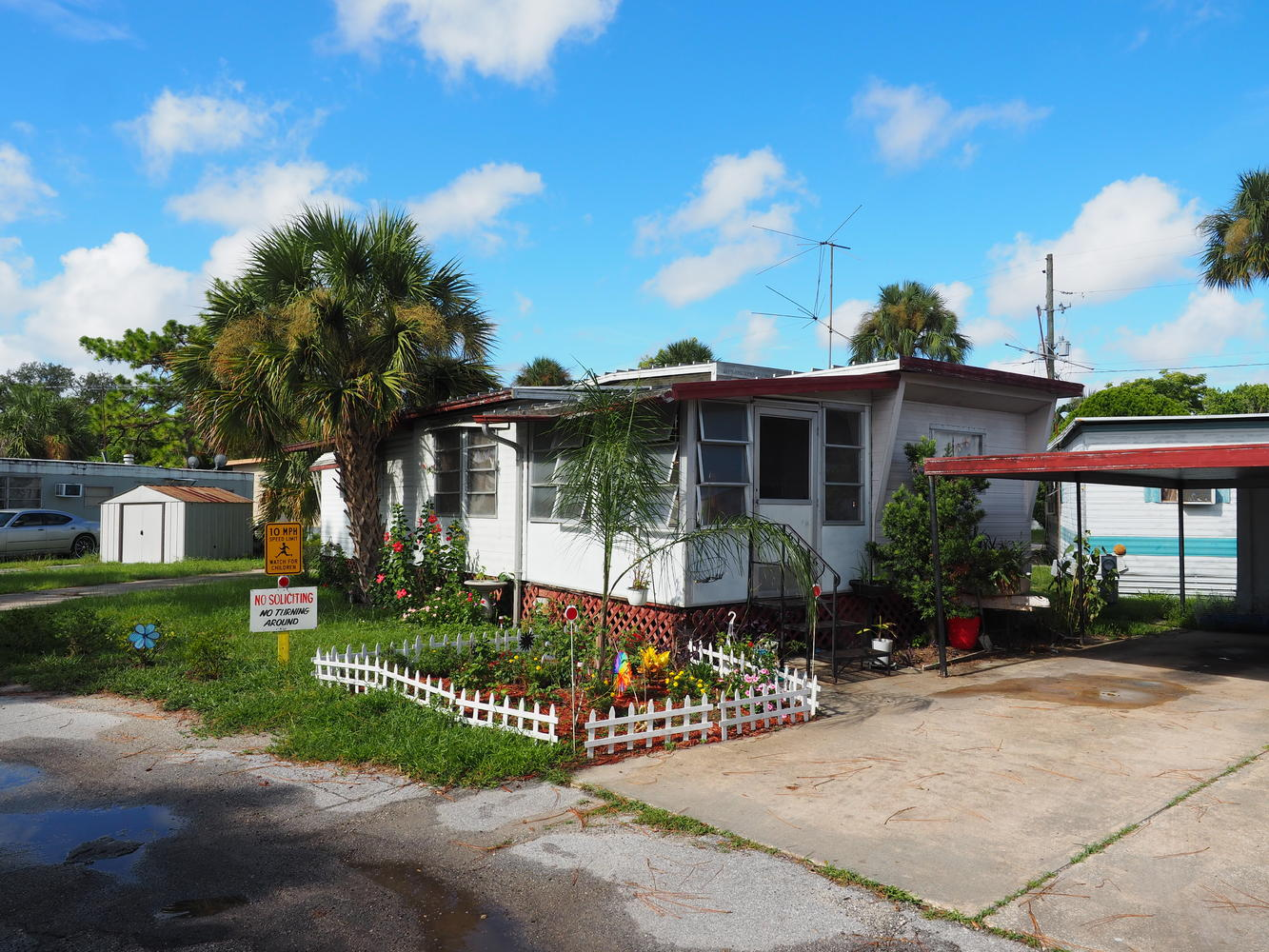 449 Acre Mobile Home Park